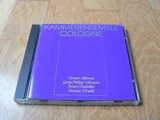 Kammerensemble Cologne - Albinoni, Telemann, Vivaldi, Pachelbel - CD Kutlu 1989