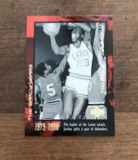 Michael Jordan 1999 Upper Deck The Early Years #3 Chicago Bulls HOF