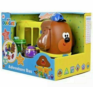 HEY DUGGEE Adventure Bus Playset HEY DUGGEE Toy