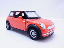 47687 | Welly BMW Mini Cooper R50/R53 2001-2006 Modellauto orange PKW 1:35 NEU