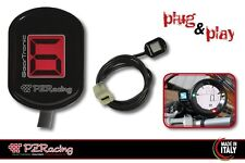 GT3100-Y CONTAMARCE PLUG & PLAY YAMAHA FJR1300 2000-2005 PZRACING IN ALLUMINIO