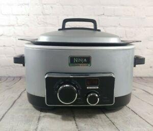 Ninja 3 In 1 Cooking System MC702Q2 Grey