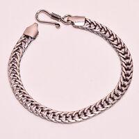 Tulang naga bali chain bracelet  7.5 inch 6 mm 14 gram free shipping