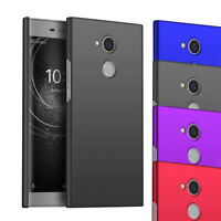 For Sony Xperia L2 - Ultra Slim Hard Case Thin Hybrid Cover & Screen Protector