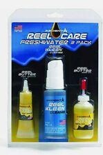New Ardent Freshwater Reel Care Reel Kleen Cleaner 3 Pack