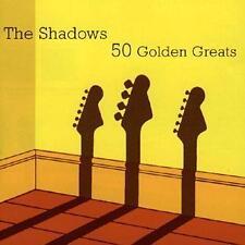 50 Golden Greats von The Shadows (2001)