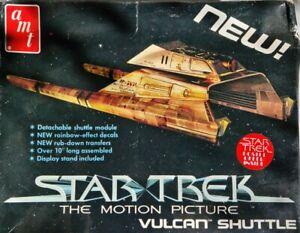 AMT Star Trek The Motion Picture Vulcan Shuttle Model Kit