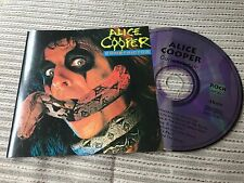 ALICE COOPER - CONSTRICTOR CD SPAIN 96 ALTAYA SERIES HARD ROCK HEAVY METAL