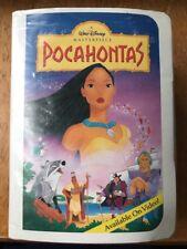 Pocahontas Walt Disney Masterpiece Collection McDonalds Happy Meal Toy 90s