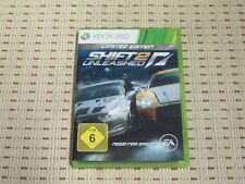 Need For Speed Shift 2 Unleashed Limited Edition für XBOX 360 XBOX360 *OVP*