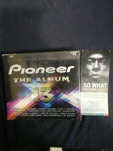 COMPILATION - PIONEER THE ALBUM 13   - TRIPLO  CD NUOVO SIGILLATO