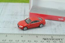 Herpa 038669 AUDI A5 Coupe Red 1:87 Scale HO