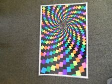 TUNE IN POSTER :PSYCHEDELIC  :  EXPAND YOUR  MIND FREE SHIPPING LW15 i
