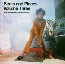BEATS & PIECES Vol 3 - V/A 2CDs (NEW & SEALED) Volume Three Inc Stateless Tiga
