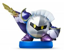 New Amiibo Meta Knight Kirby series Nintendo Wii U 3DS Game Accessory Japan
