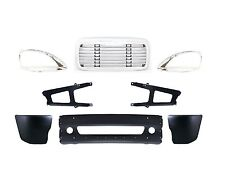 Freightliner Columbia Front end kit 2001-2012 Bumper , Grille Headlight bezals