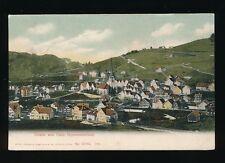 Switzerland Gruss aus GAIS Appenzellerland General view 1910 PPC