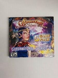 Amazing Hidden Object Games Supernatural Stories 3 (PC)
