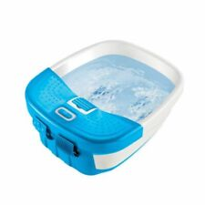 HoMedics Bubble Bliss Deluxe Foot Spa With Heat  And 3 Attachment
