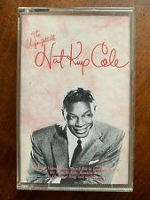 The Unforgettable Nat King Cole Music Audio Cassette Tape
