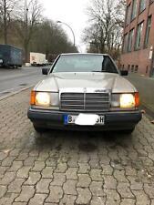 Mercedes W124 260 E Schaltgetriebe Oldtimer EZ 1986 122 kW Benziner Rauchsilber