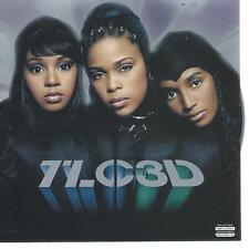 soul cd black music TLC CRAZY - TLC3D TLC 3-D + BONUS DVD !!