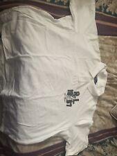 Used 4x White Ralph Lauren Short Sleeve Polo