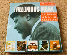 Thelonious Monk - Original Album Classics 5 CD Box Set MINT Condition