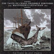 The Taste of Chaos Ensemble Performs Mastodon's Leviathan: The String Quartet...