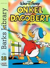 Barks Library Special ZIO PAPERONE 18 Ehapa 1. EDIZIONE Carl Barks stato 1-2