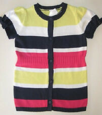 New Gymboree Cape Cod Cutie S/S Cardigan Sweater Girl's Size 3-4