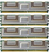 NOT FOR PC! 16GB 4x4GB PC2-5300 FB-DIMM MEMORY for Apple Xserve Late 2006 Server