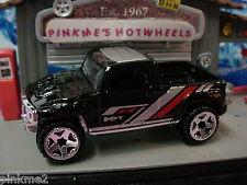 2011/2012 Hot Wheels HUMMER H3T∞Black ∞New LOOSE Multi Pack Design Exclusive