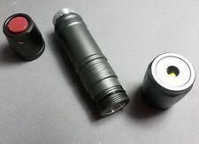 Waterproof Laser Torch Host for 12mm Module w/h Waterproof Lens Mounted
