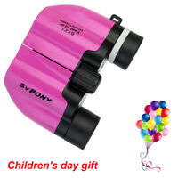 Svbony 8x21mm Ultra-kompaktes Kinder Fernglas Binoular Mehrfachbeschichtet DE