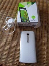 Motorola Moto X PLAY Smartphone 16 GB 5.5 Zoll LTE Weiß in OVP
