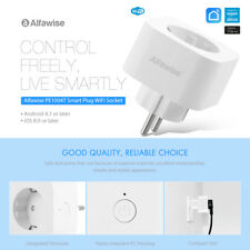 Alfawise PE1004T Smart Home Type F Plug WiFi Socket APP Control For Android iOS