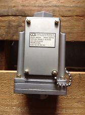 CCS 6862G85 Air Pressure Switch Range 5/80 in H2O 15A 125/250 VAC Proof 50 Psig