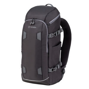 Tenba Solstice 12L Backpack -(Black) > All-day carrying comfort and protection