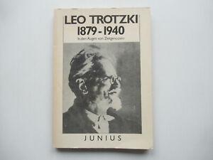 Leo Trotzki 1879 -1940 In den Augen von Zeitgenossen (1979, broschiert) Junius