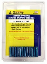 A-Zoom 22 LR Action Proving Dummy Rounds (Per 12)
