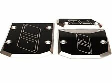 Losi DBXL Buggy and MT Monster Truck XL skid plate set By Jofer USA RC, BLACK