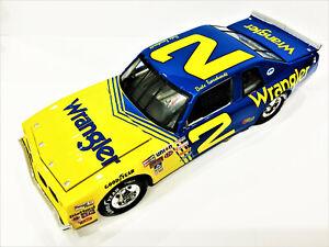 Dale Earnhardt ACTION #2 Wrangler 1981 Pontiac Ventura Sportsman Custom Diecast