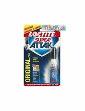 BIGIOTTERIA PERLINE - Colla Super Attack Loctite Original plus - 4g