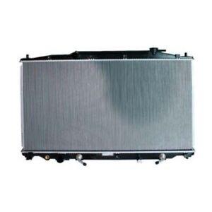 For 2009-2011 Acura TL 3.5L V6 Auto/Manual Trans Radiator (w/ TOC)