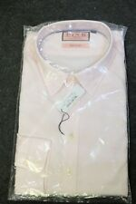New THOMAS PINK Slim Casual Mens Shirt in PINK Size 3XL