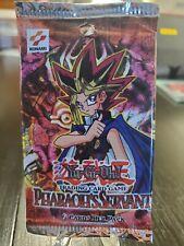 Yu-Gi-Oh! Pharaoh's Servant Sealed Original 1996 Booster Pack, Konami/Upper Deck
