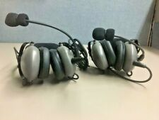 2 Pilot Headsets