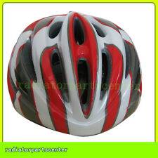 Red New Cycling Bike Sports Safety Bicycle 21 Holes Adult Men Helmet