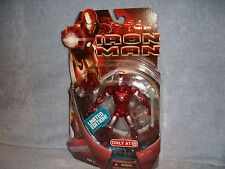IRON MAN Repulsor Red Prototype Limited Edition Target Marvel Hasbro MISP 2008